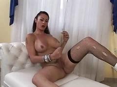 Masturbación, Transexual