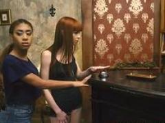Sexy emo 18-19 year old masturbating Sexy youthfull girls Alexa Nova and Kendall Woods take a