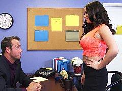 Office sex, hardcore office porn videos, slutty secretaries