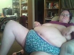 Amateur, Grosse, Mature, Solo, Webcam