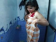 Salle de bains, Bikini, Indienne