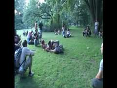 Loveparade and Hook-Up in Berlin 2006 part trio