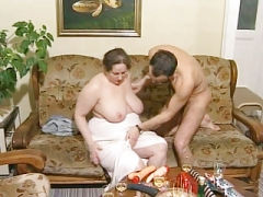 German Real bbw Granny Loves Youthful Love pole