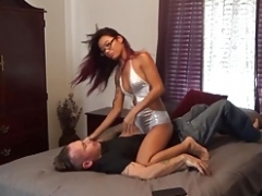 Asia Perez Bratty Pussy smothering - Kyle Chaos Fetish