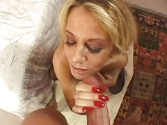 Classic Busty Cougar Sammie Sparks