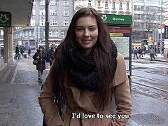 18 años, Amateur, Europeo, Dinero, Pov, Coño, Realidad, Adolescente