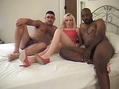 interracial three some 1