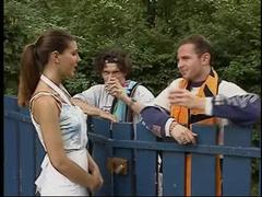 Karen lancaume trio way outdoors
