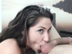 Hookup brunette soccer mom amateur dick sucking