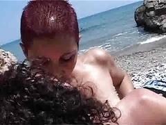 Beach Foursome
