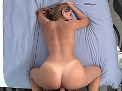 Amber's ass gets pounded