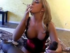 Amateur, Casero, Interracial, Fumando
