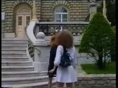 Redhead Anal Twins Team fuck