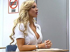Teacher sex, hardcore fun with students, rare class videos