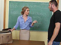 Helpful teacher