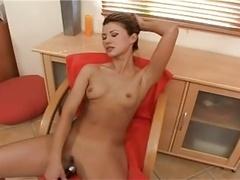 Hot babe Strip Tease