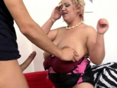 Milk sacks old xxx with ejaculation