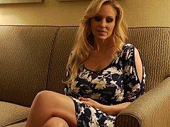 Amerikaans, Blond, Rondborstig, Moeder die ik wil neuken, Geld, Realiteit, Strippen, Strippen