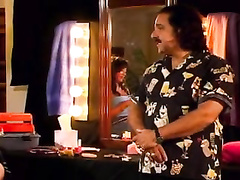 Ava devine gets pounded in the booty by ron jeremy