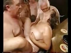 Rijpe lesbienne, Swinger