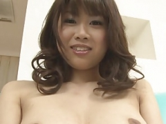 Bigtitted Girl Ririka Suzuki Gets Fingered To Orgasm
