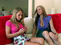 Lonely moms plotting on how to fuck young cock