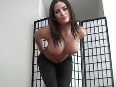 I will jerk your off after I do my almost daily yoga JOI