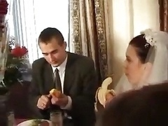 Russisch, Bruiloft