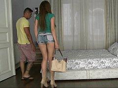Dormitorio, Morena, Linda, Natural, Coño, Realidad, Alto, Adolescente