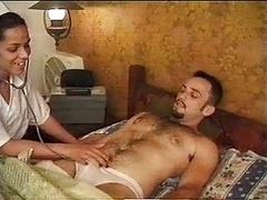 Nurse Bruna T-girl Trans...
