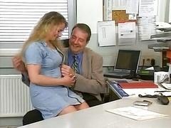 Old Man Make love Immature Gal