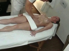 Boobalicious Married Teacher gets Massage of Her Life