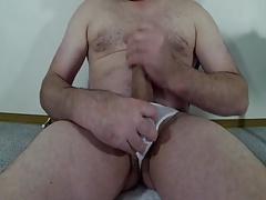 cumming in my new undies