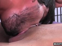Hot gay anal sex with cumshot