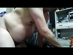 slut daddy with red panties