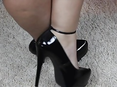 Cum on High Heels Mix 595