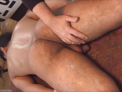 STR8 Boy Kato has an anal orgasm
