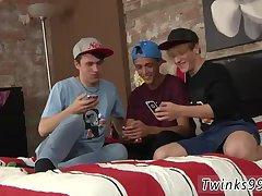 Cheating Boys Threesome!