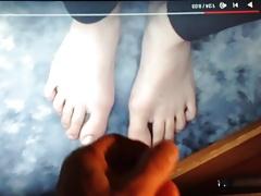 Sexy feet tribute # 7