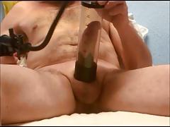 Penis pump training