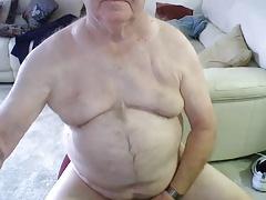 grandpa stroke and show