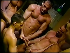 Hot Men Orgy