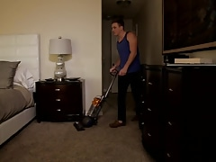 NextDoor Tom Faulk and Step-brother Find Moms Toys!