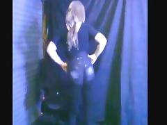 Ginger Dancing