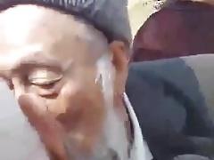 kiss old bearded