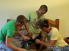 Bareback Piss 3way Leads To More