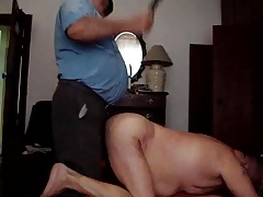 Fat mature men fucking