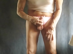 I'm a panty masturbater.