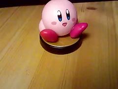 Kirby Amiibo SoF Bukkake (Smash)