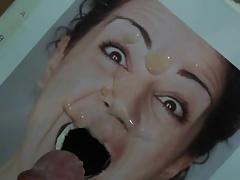 Girl 8 - Cum Tribute Masturbate Blowjob Facefuck Cumshot